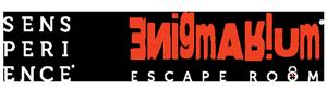 Sensperience escape igra Logo
