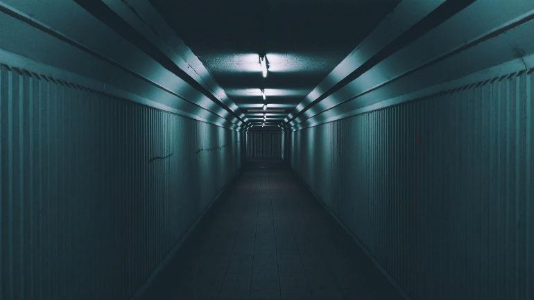 Prazan hodnik bolnica